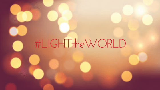 Light the World - LDS Scripture of the Day